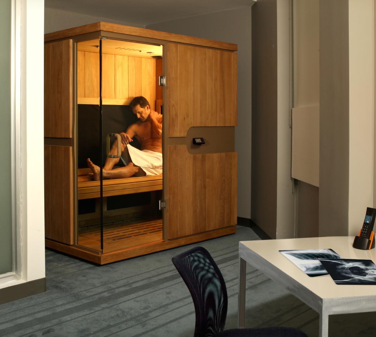 infraroodcabine sauna wellness pijn kopen. Black Bedroom Furniture Sets. Home Design Ideas