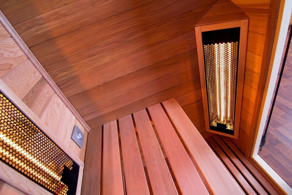 Infraroodcabine Sauna Wellness Pijn Kopen